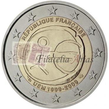 2€ 2017 Francia - Rodin
