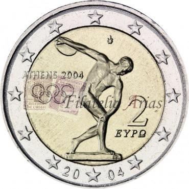 2€ 2016 Grecia - Mitrópoulos