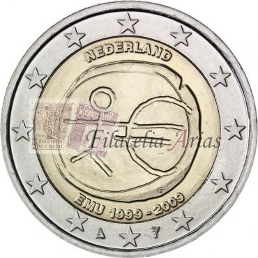 2€ 2009 Holanda - EMU
