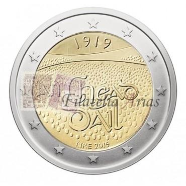 2€ 2019 Irlanda - Dáil Éireann