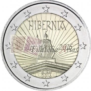 2€ 2016 Irlanda - Hibernia