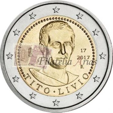 2€ 2017 Italia - Tito Livio