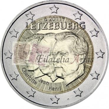 2€ 2017 Luxemburgo - Ser. Militar Vol.
