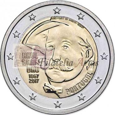2€ 2017 Portugal - Raul Brandao