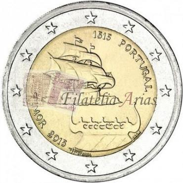 2€ 2015 Portugal - Timor