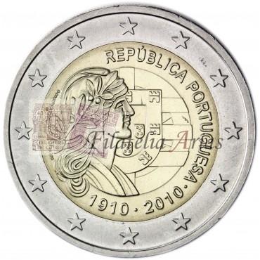 2€ 2017 Portugal - Seguridad