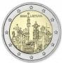 2€ 2016 Letonia - Vidzeme