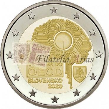 2€ 2017 Eslovaquia - Istropolitana