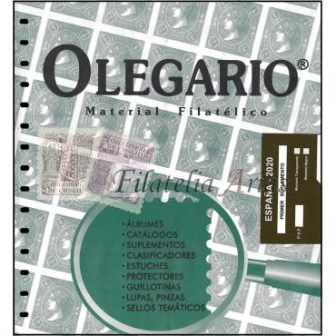 Suplemento Olegario - 1ª parte 2020