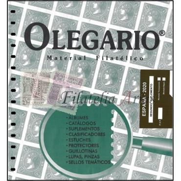 Suplemento Olegario - 2ª parte 2020