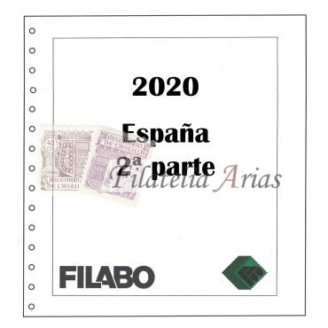 Suplemento Filabo - 2ª parte 2020