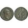 Trajano. Dupondio (114-117 d.C.)