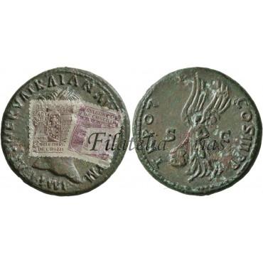Trajano. As (100 d.C.)