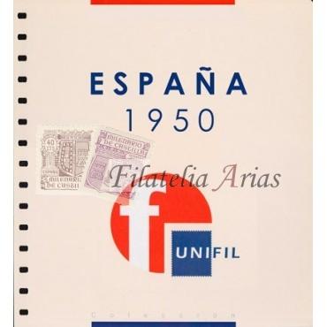 """Suplemento Unifil 2010/13 """"Segundo Centenario - 10ª parte"""" con filoestuches (negro/transparente)"""