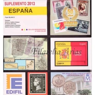 Suplemento Edifil 2014 - Completo (m/NEGRO)