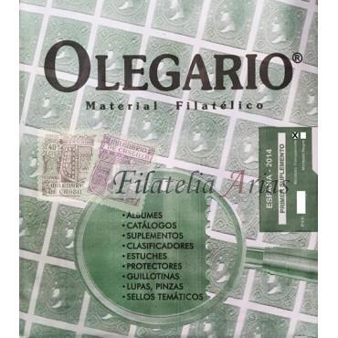 Suplemento OLEGARIO 2014 - 1ª parte (m/TRANSPARENTE)