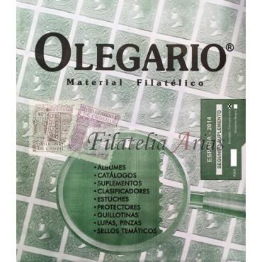 Suplemento OLEGARIO 2014 - 2ª parte (m/TRANSPARENTE)