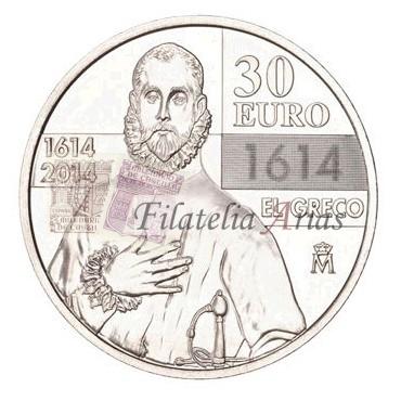 30 Euros - IV Centenario de El Greco